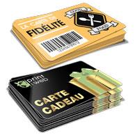 Impression cartes pvc badges carte plastique aux meilleurs prix - Imprimante carte pvc ...