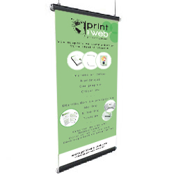 Fabricant plv stand salon kakemono rollup merchandising for Stand kakemono